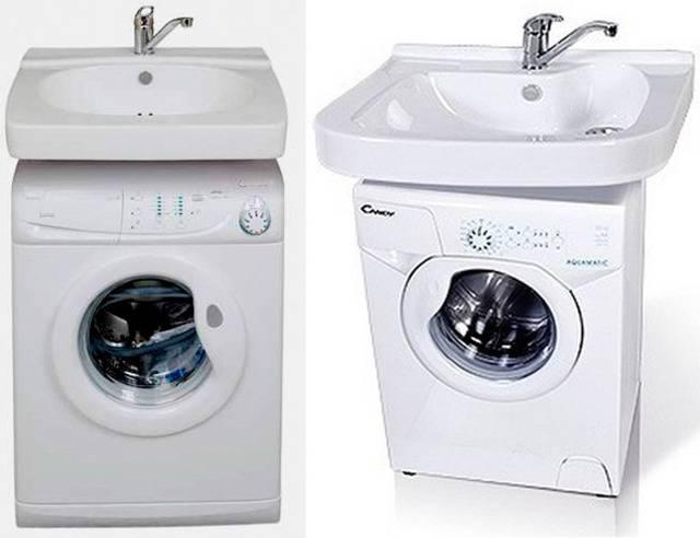 Плюсы и минусы установки раковины над стиральной машиной   плюсы и минусы