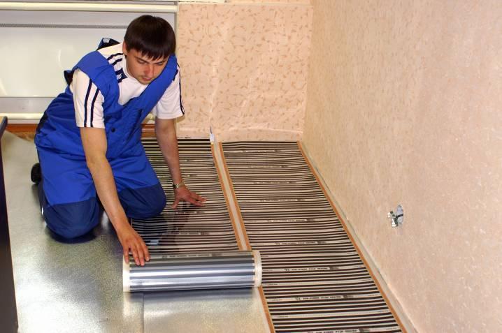 Монтаж водяного теплого пола под ламинат. инструкция