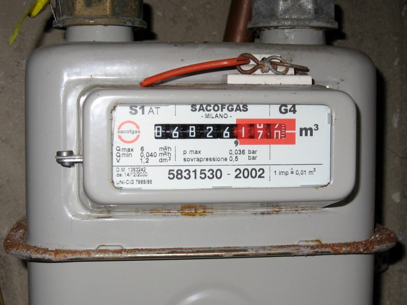 Верно ли работает газовый счетчик? проверить самостоятельно