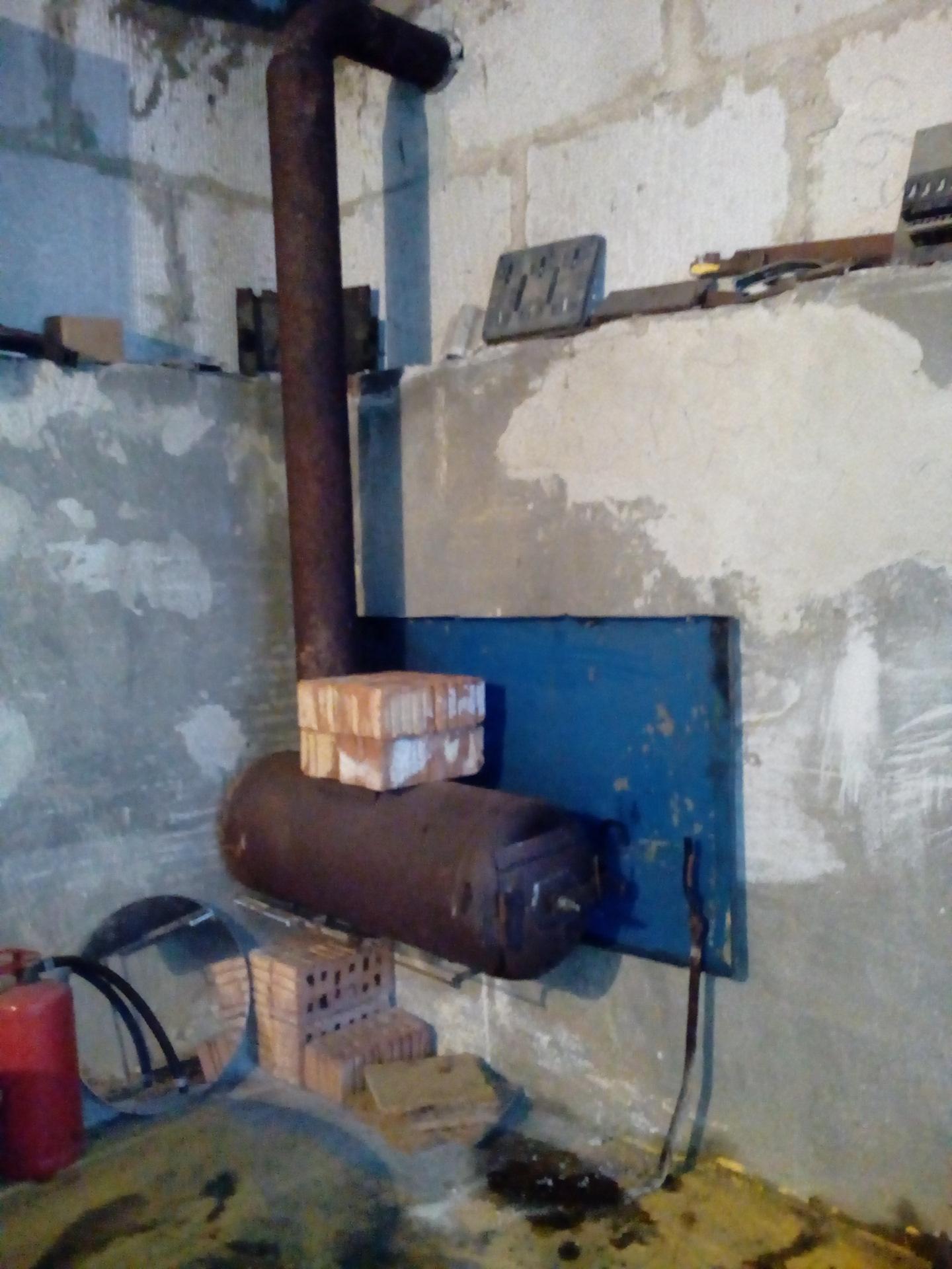 Отопление в гараже: поиски эффективного и экономичного способа