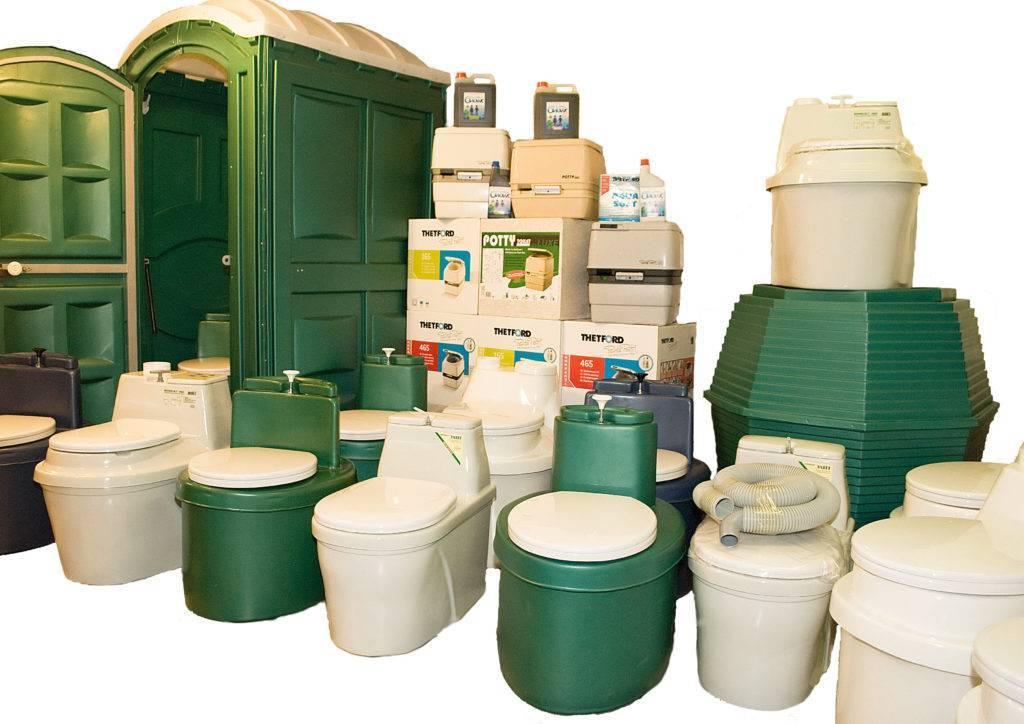 Как выбрать биотуалет для частного дома: от компоста до электричества