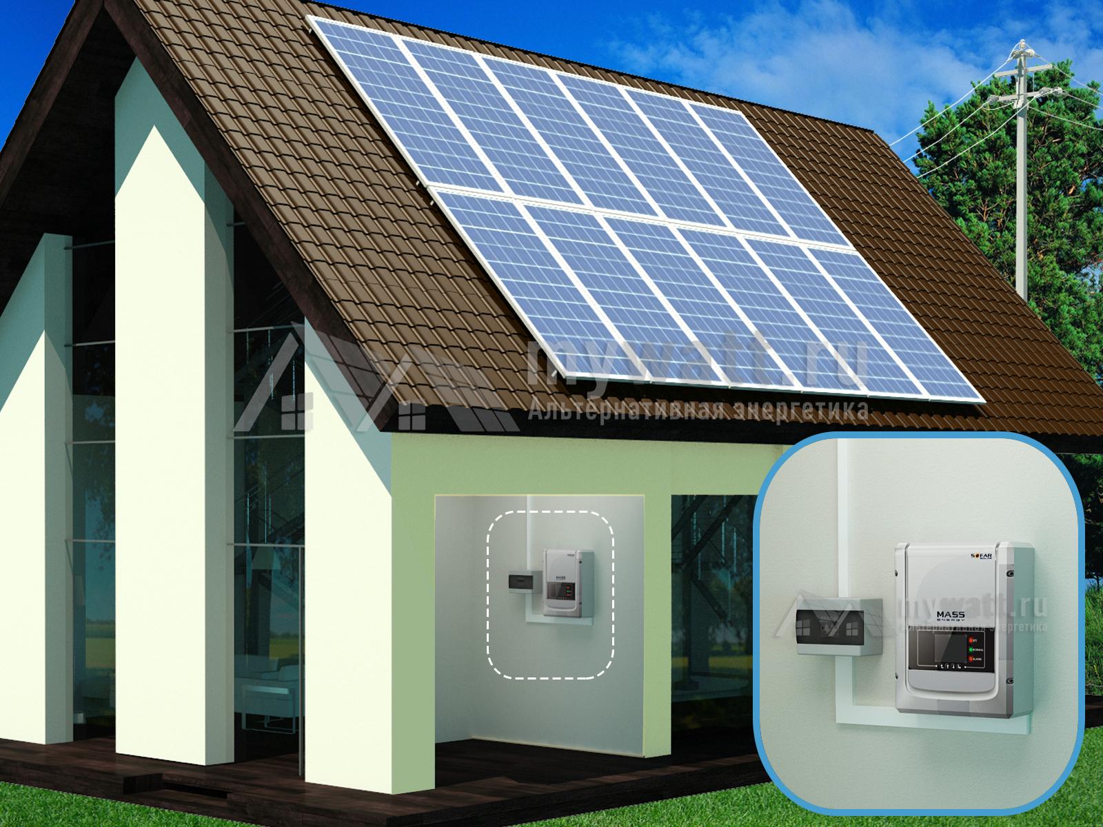 Отопление на солнечных батареях для частного дома: варианты - точка j