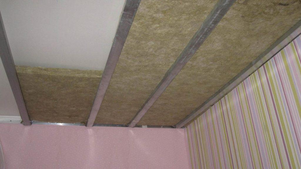 Шумоизоляция потолка в квартире - комфортная атмосфера в доме