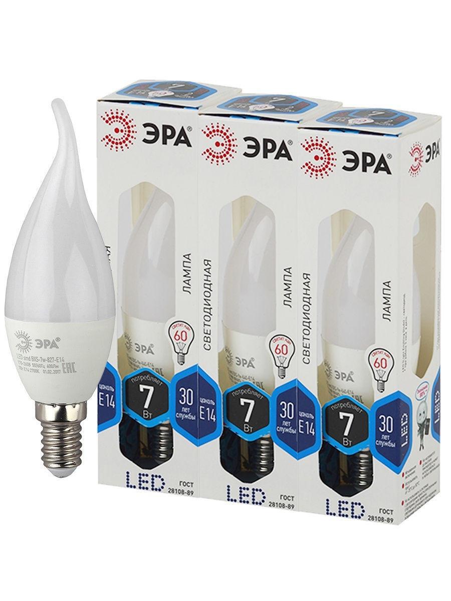 Светодиодные лампы «Эра»: отзывы о производителе + краткий обзор модельного ряда