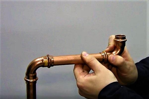 Труба медная где применяется и характеристика, так же пайка