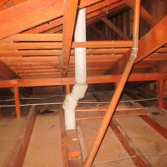 Вентиляция из канализационных труб в частном доме своими руками, вытяжка из пластиковых труб, вентканал, можно ли использовать, как сделать