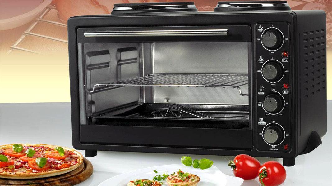 Мини-духовки электрические настольные: преимущества, виды моделей и советы для покупателей интернет-магазинов