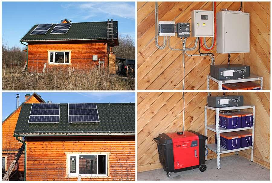 Автономное электроснабжение дома: выбор системы автономного электроснабжения | opolax.ru