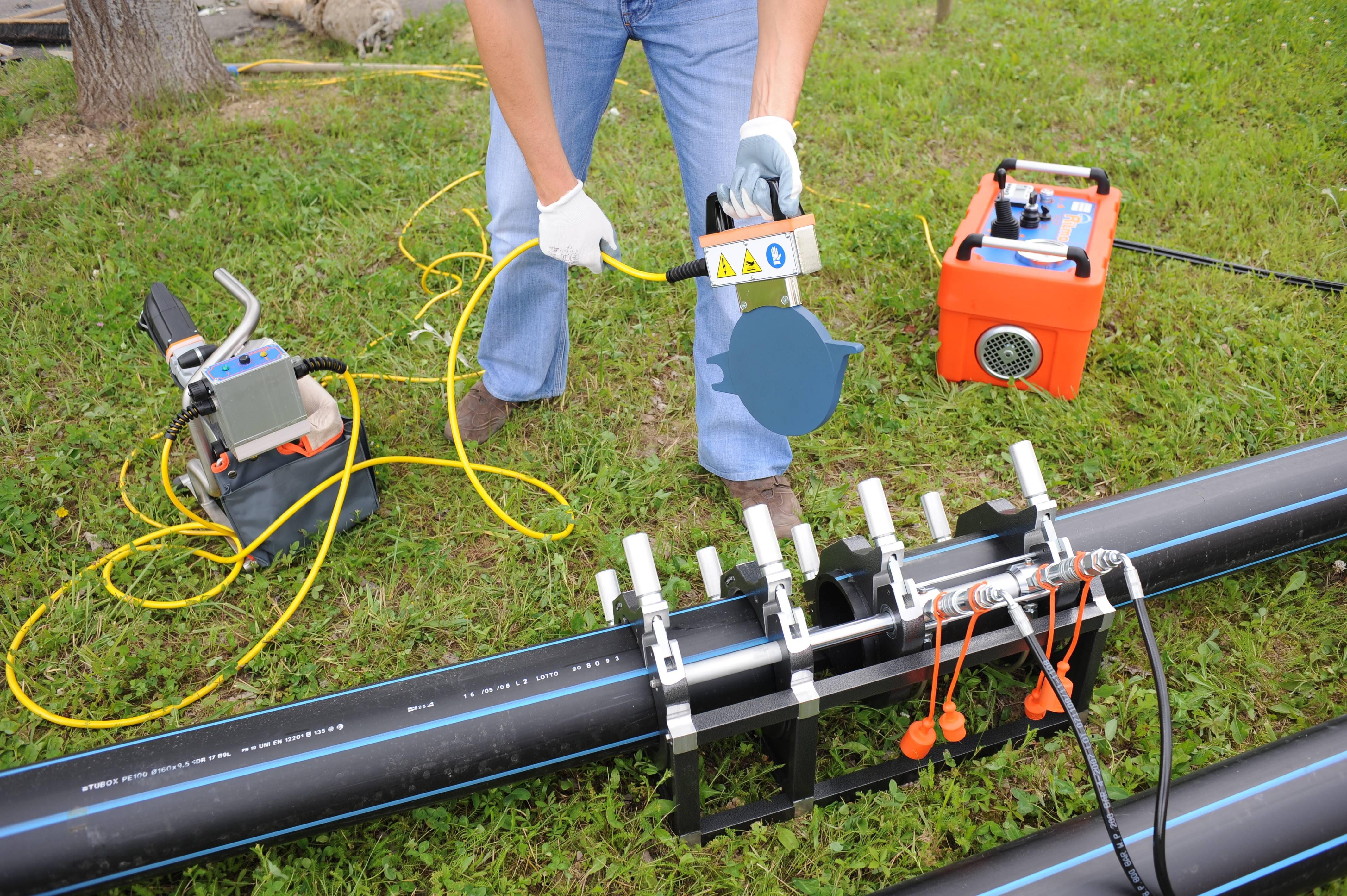 Какие бывают аппараты для сварки полипропиленовых труб – характеристики и преимущества вариантов