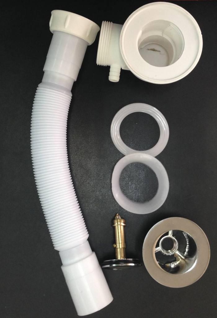 Как подключить сифон к канализации: выбор и пошаговая инструкция по установке