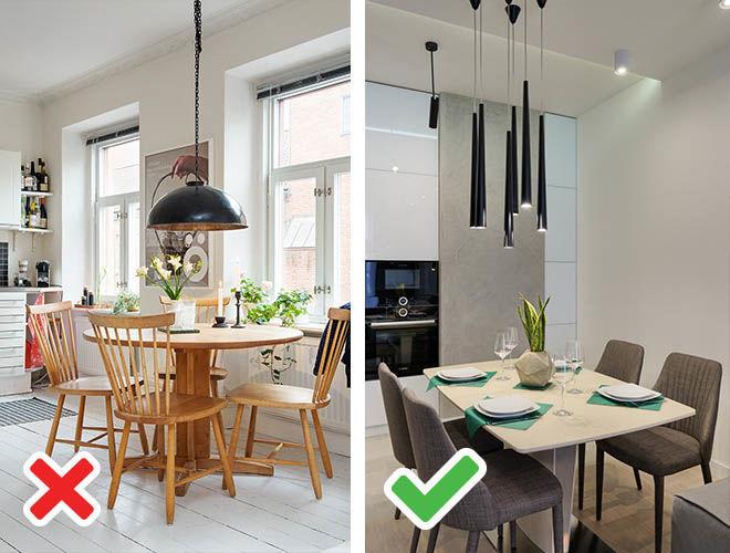 5 серьезных ошибок в освещении квартиры