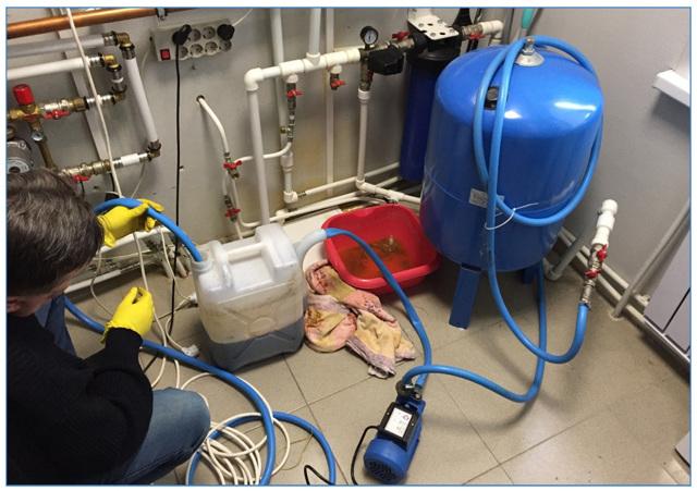 Что делать, когда в газовую трубу попала вода: способы устранения аварии