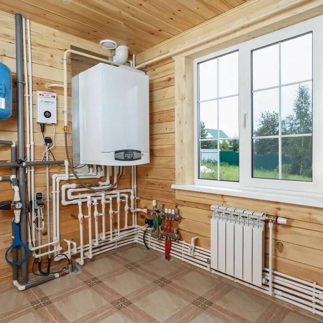 Лучшие варианты электрического отопления частного дома