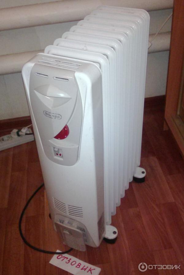 Масляный радиатор delonghi gs 770715