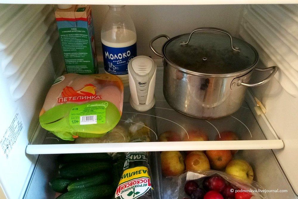 Как избавиться от запаха в холодильнике: популярные способы избавления от зловония