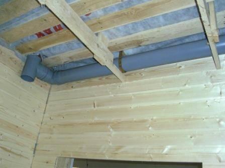 Вентиляция в деревянном доме (40 фото): вытяжка в подполе в здании с мансардным этажом. нужна ли система для пола?