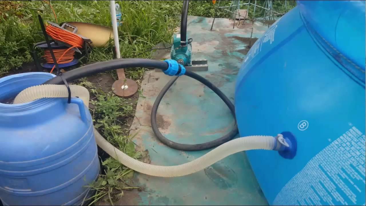 Песочный фильтр для бассейна своими руками — лучшие самоделки