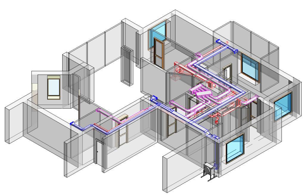 Проектирование систем кондиционирования: что об этом необходимо знать