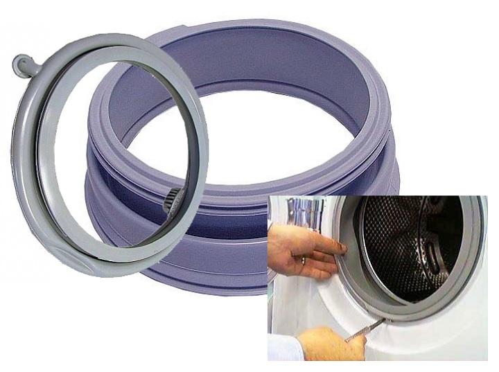 Как заклеить манжету люка в стиральной машине своими руками. идеи +фото