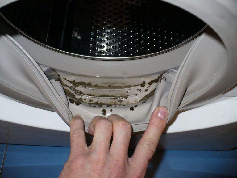 Чистим барабан стиральной машины самостоятельно