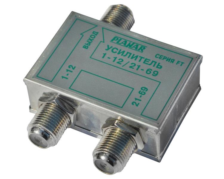 3 способа подключения усилителя к эфирной цифровой антенне