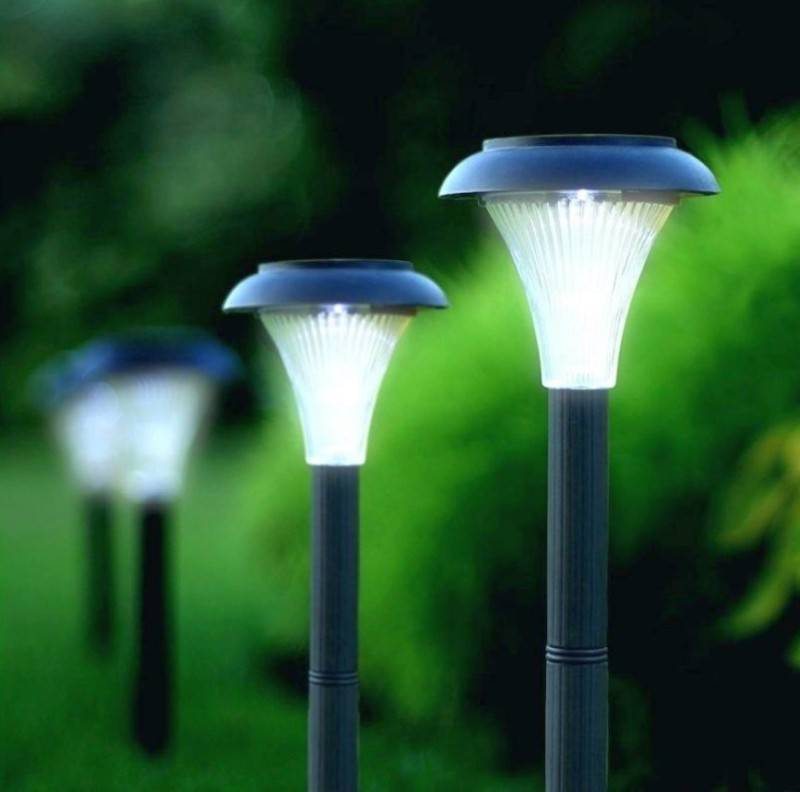 Уличное освещение на солнечных батареях — функции фонарей