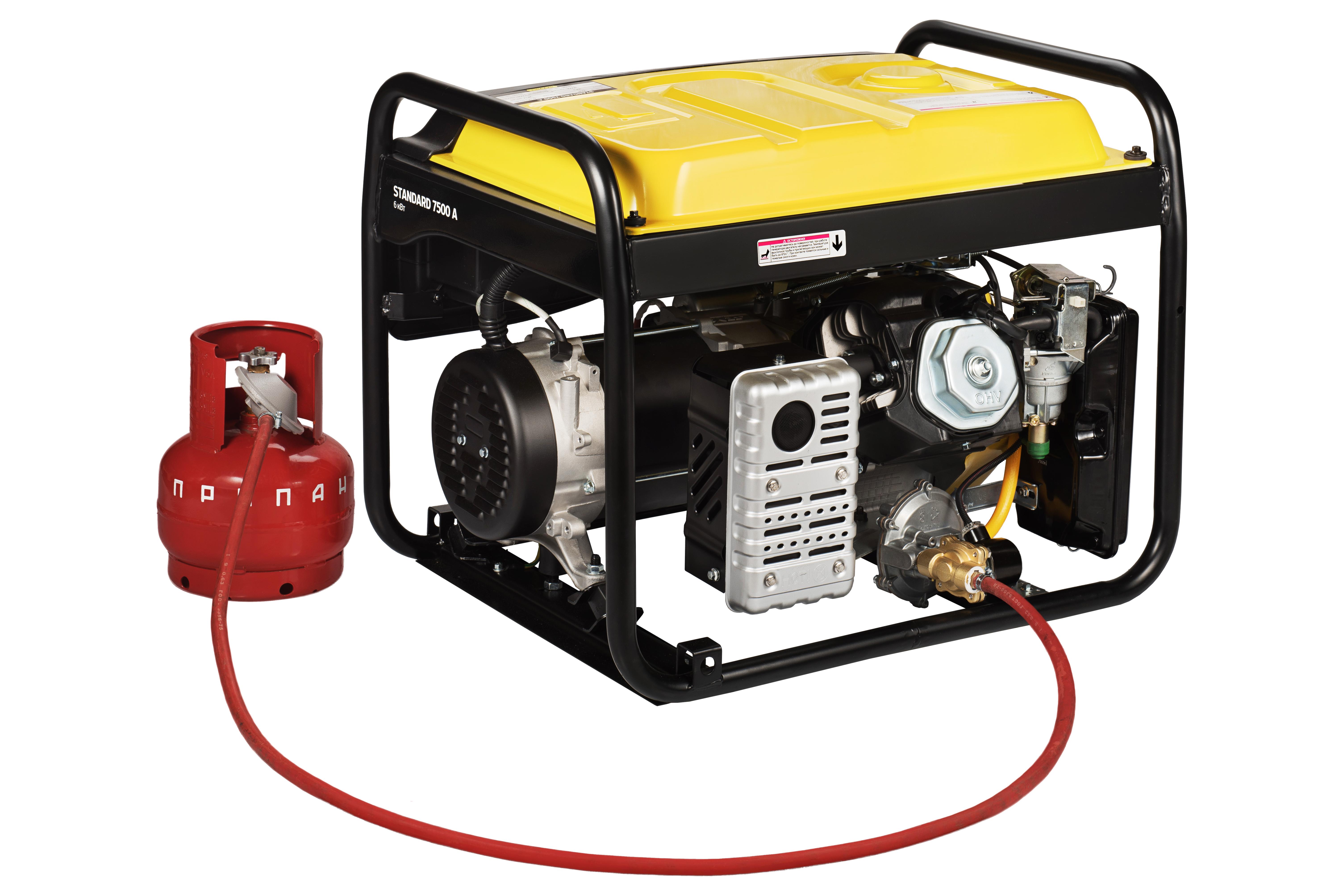 Генератор для газового котла - виды и правила установки