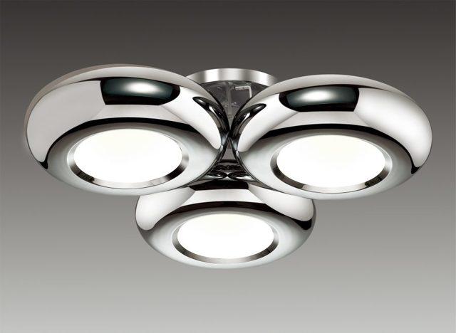 Светодиодные светильники (led): виды, особенности, варианты оформления