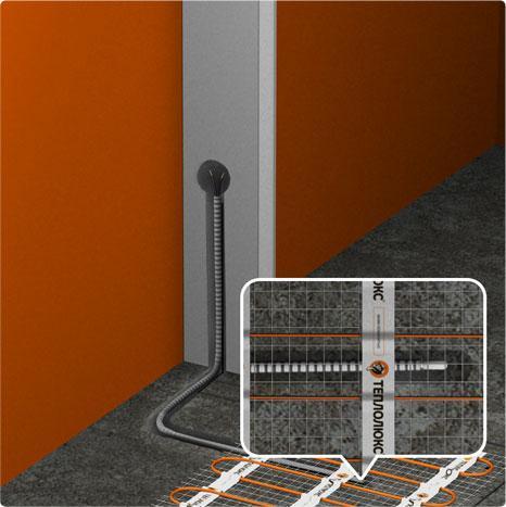 Характеристики и технология укладки тёплого пола thermo