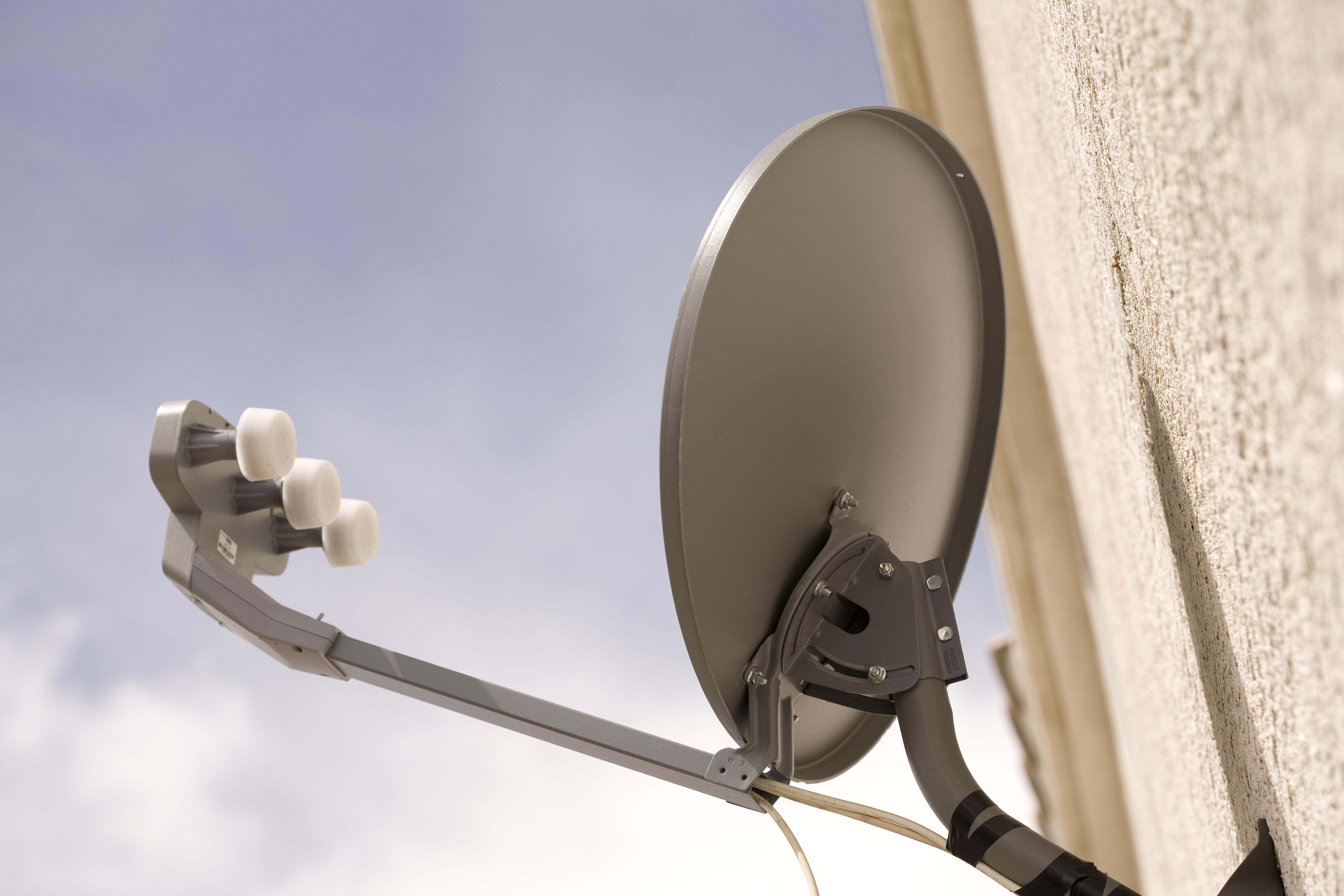 Спутниковая антенна: настройка и установка своими руками