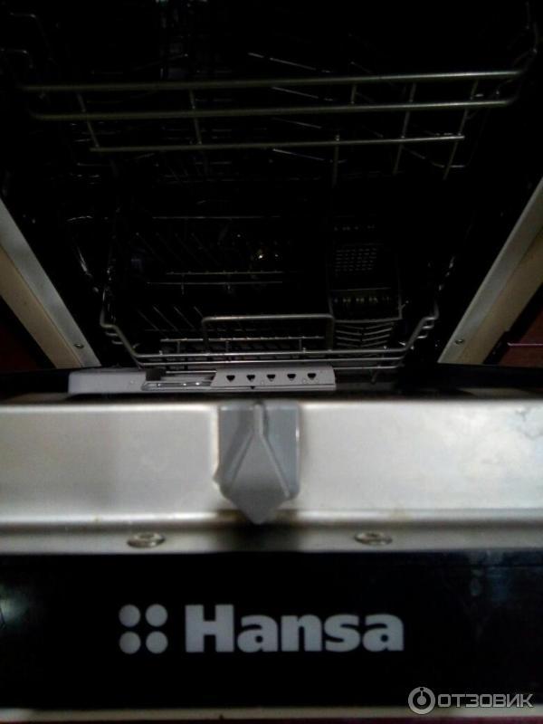 Обзор посудомоечных машин hansa (ханса) — устройство, отзывы