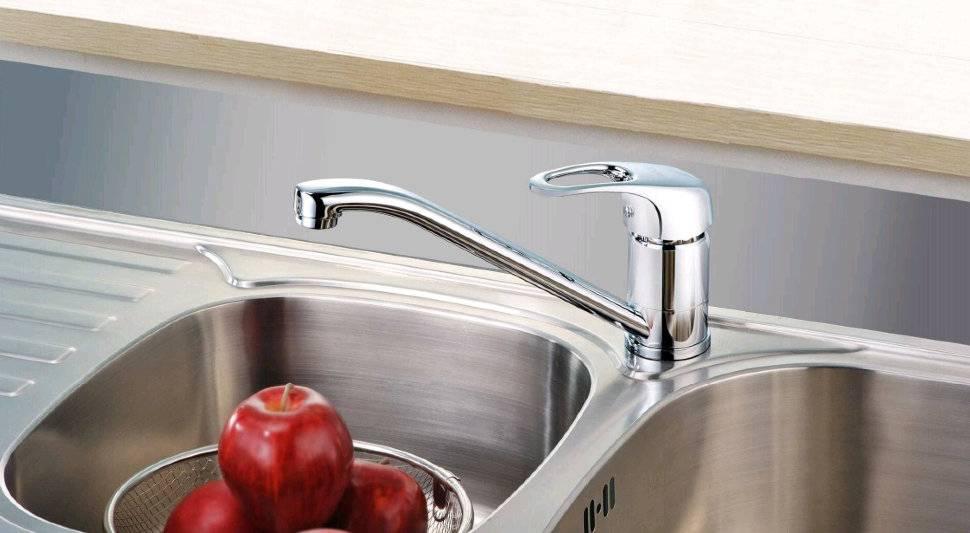 Как правильно выбрать смеситель для кухни: рейтинг производителей, советы и отзывы