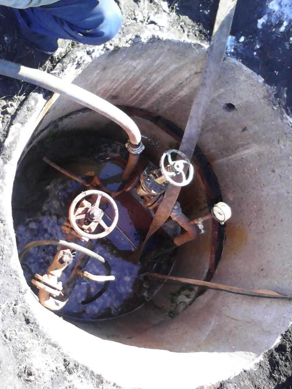 Как сделать промывку скважины после бурения