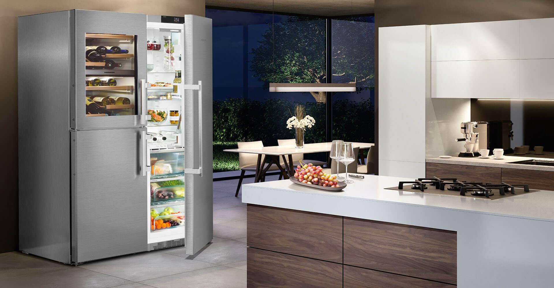 5 лучших холодильников side by side - рейтинг 2020