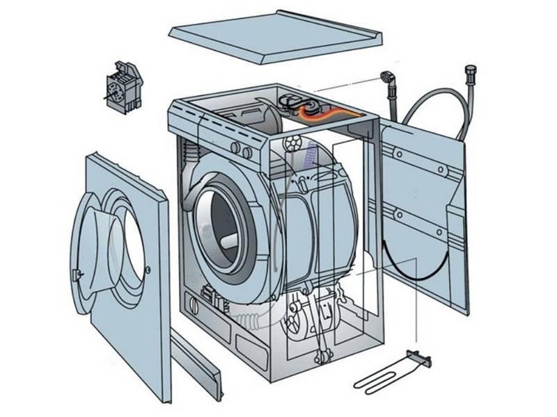 Программатор (командоаппарат) стиральной машины - ремонт своими руками