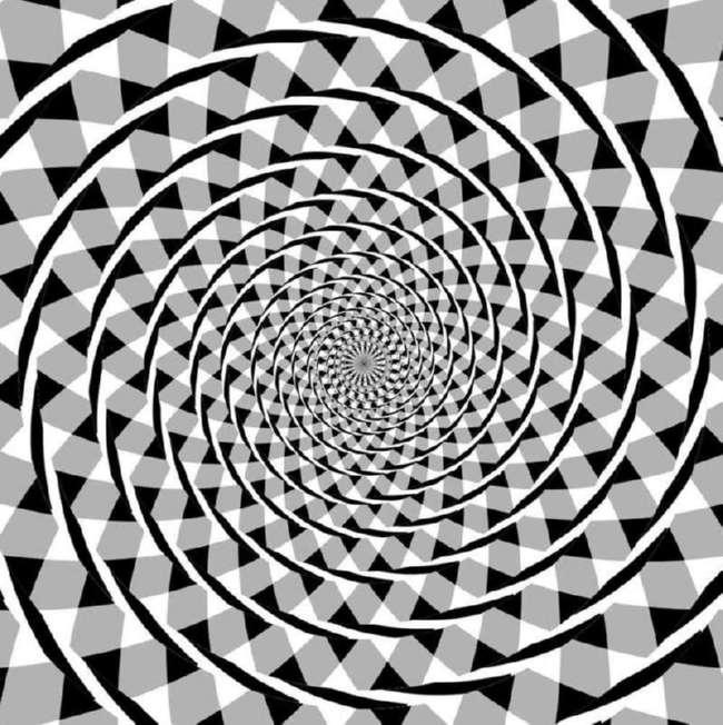 Самые невероятныеоптические иллюзии, которые точно взорвут мозг