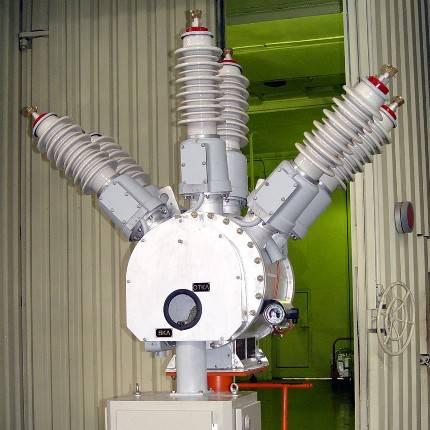 Элегазовый выключатель | блог инженера теплоэнергетика