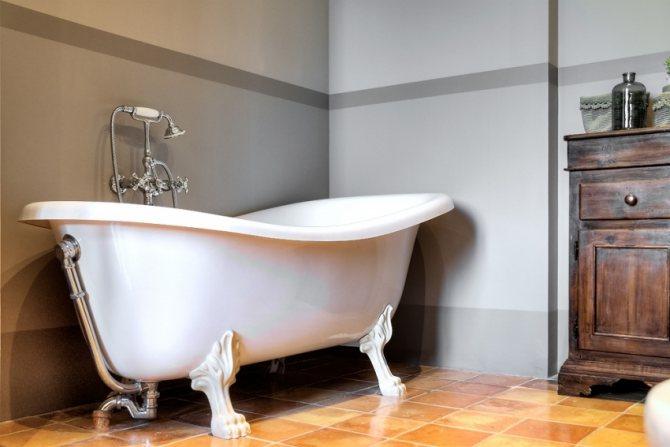 Какая ванна лучше: виды ванн по форме