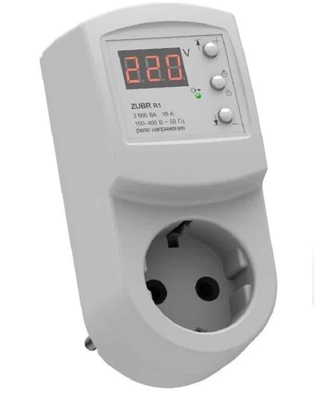 Реле контроля напряжения 1 фазное схема подключения - всё о электрике в доме