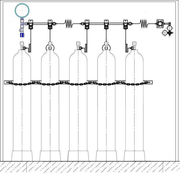 Подключение газовой плиты к баллону: подробная инструкция