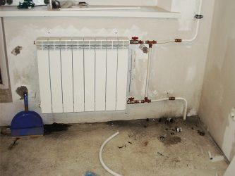 Замена батарей отопления в квартире: когда нужно делать переделку системы, деятельность жэка при замене и установке радиаторов в многоквартирном доме