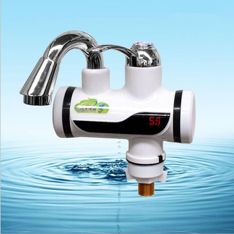 Проточный электрический водонагреватель на кран с душем - рейтинг лучших моделей