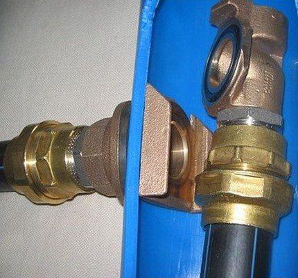 Адаптер для скважины своими руками: установка и монтаж