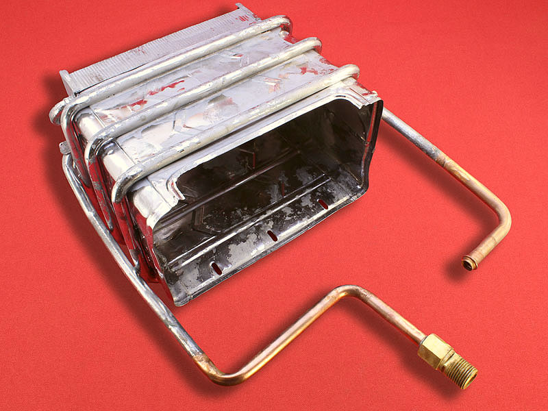 Как выбрать теплообменник для газовой колонки