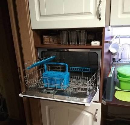 Обзор посудомоечных машин korting