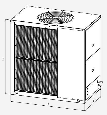 Компрессорно-конденсаторный блок: виды, состав и монтаж