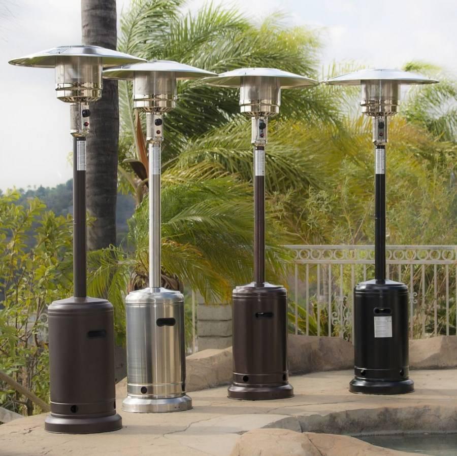 Как выбрать газовый обогреватель для дачи: уличный прибор - точка j