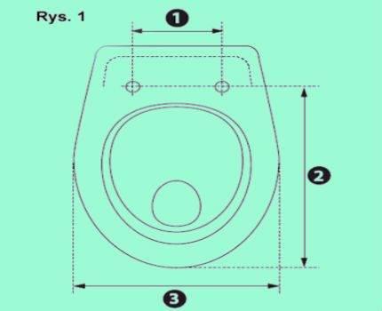 Крышка для унитаза: как правильно выбрать сиденье | ремонт и дизайн ванной комнаты