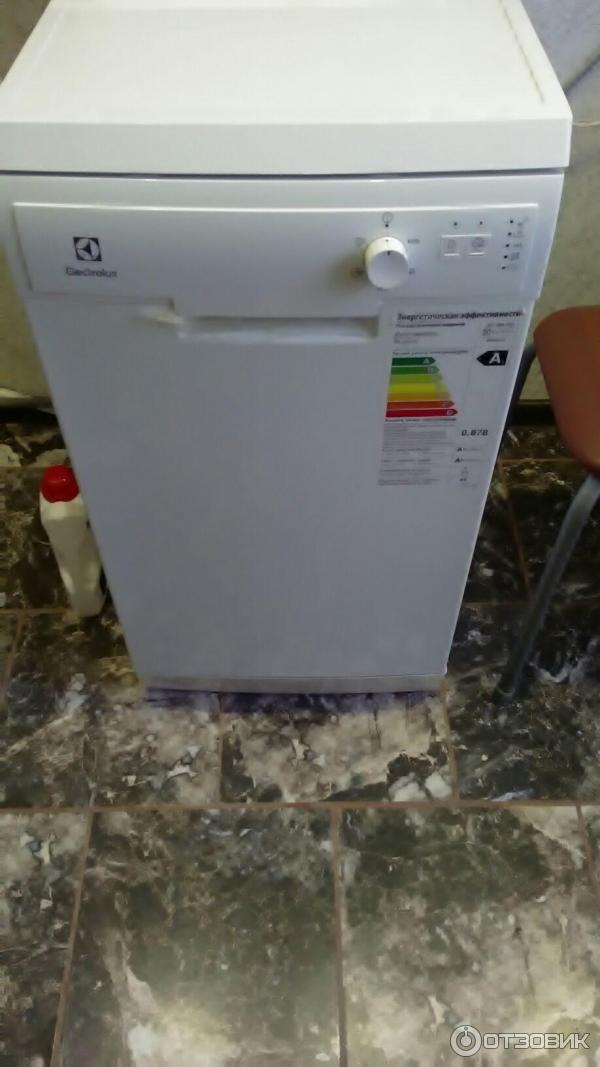 Посудомоечная машина electrolux esf9423lmw (45 см) - отзывы