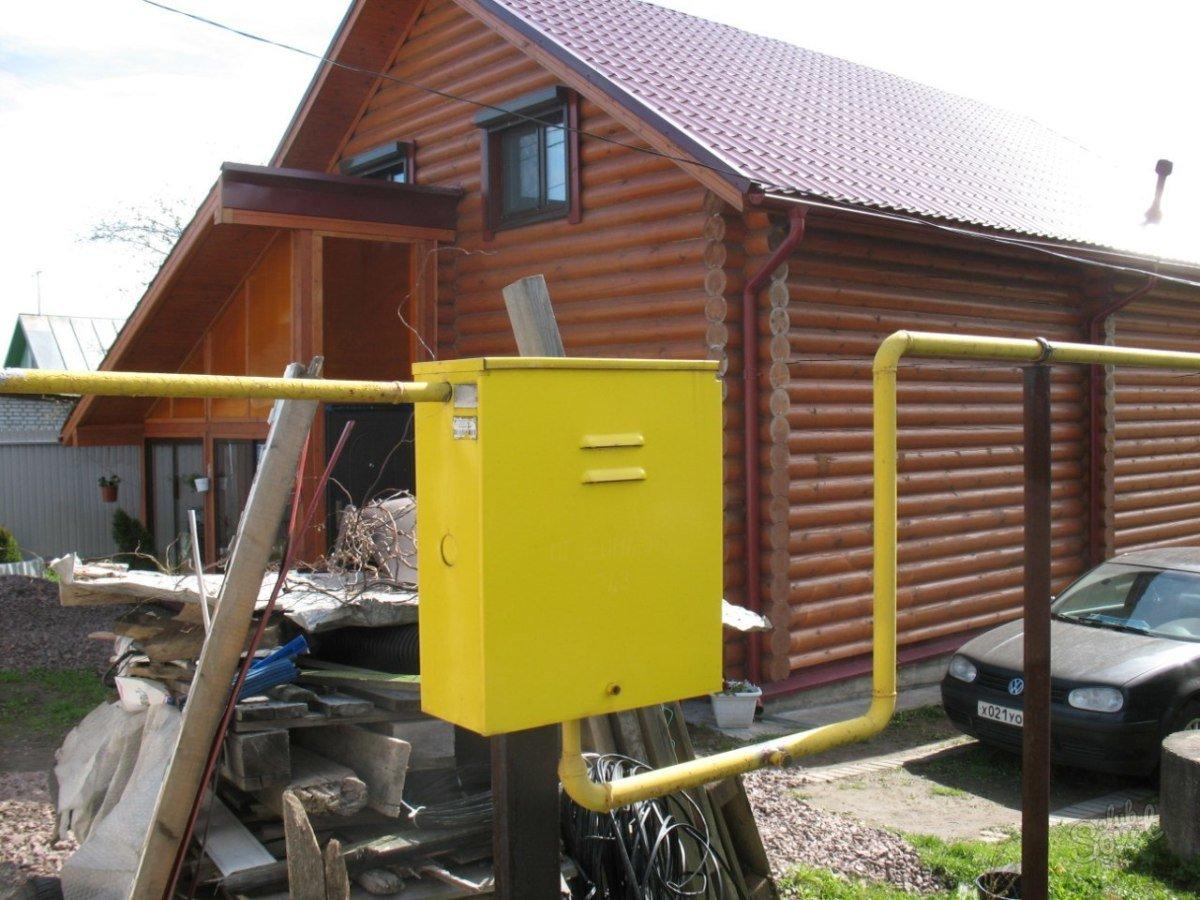 Можно ли подключить газ к недостроенному дому | юридические советы